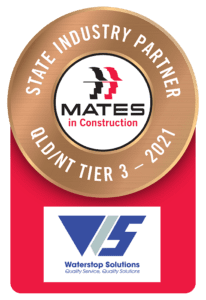 Badge 2021 QLD State Tier 3 Waterstop Solutions
